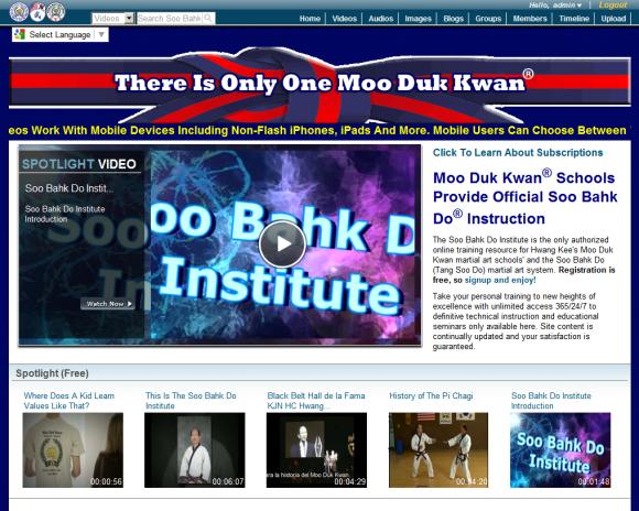 Soo Bahk Do Institute